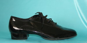 Men's Patent Leather Shoe