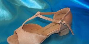 1609C Girls T-Bar Sandal
