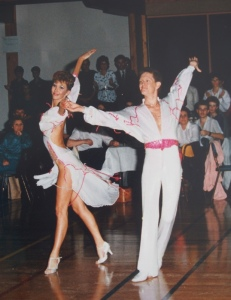 Michael and Sonia - Stepz Dance Studio