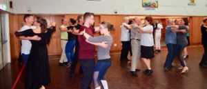 Intermediate Ballroom & Latin Class @ Stepz Greenlane Studio